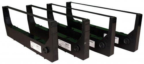 Printronix 255048-402 Extended Life Ribbon Cartridge , 4-Pack (P7000/P8000)