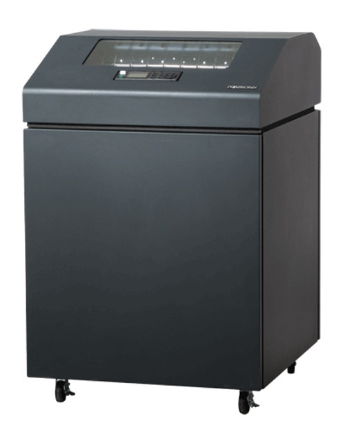 Printronix P8215 Line Matrix Printer, 1500lpm, Cabinet (P8C15-1111-0)