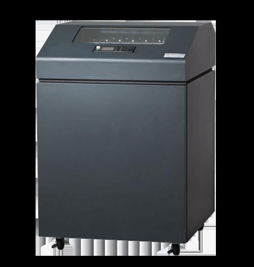 TallyGenicom C6815 Line Matrix Printer, 1500lpm, Cabinet (C6815-1110)