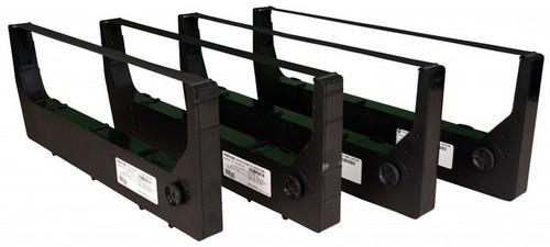 Printronix 45U3895-PTX Extended Life Cartridge Ribbon, 4-Pack   (Ricoh Infoprint 6500)