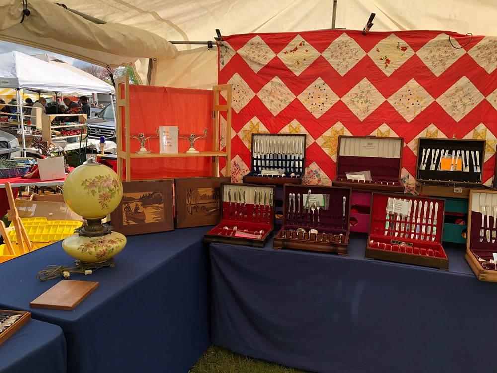 Brimfield May 2019 – after show wrap-up