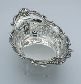 large Cromwell sterling Dish by Gorham
