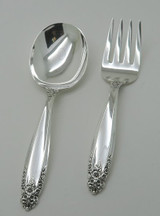 Prelude sterling baby set