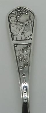 little boy blue  fork