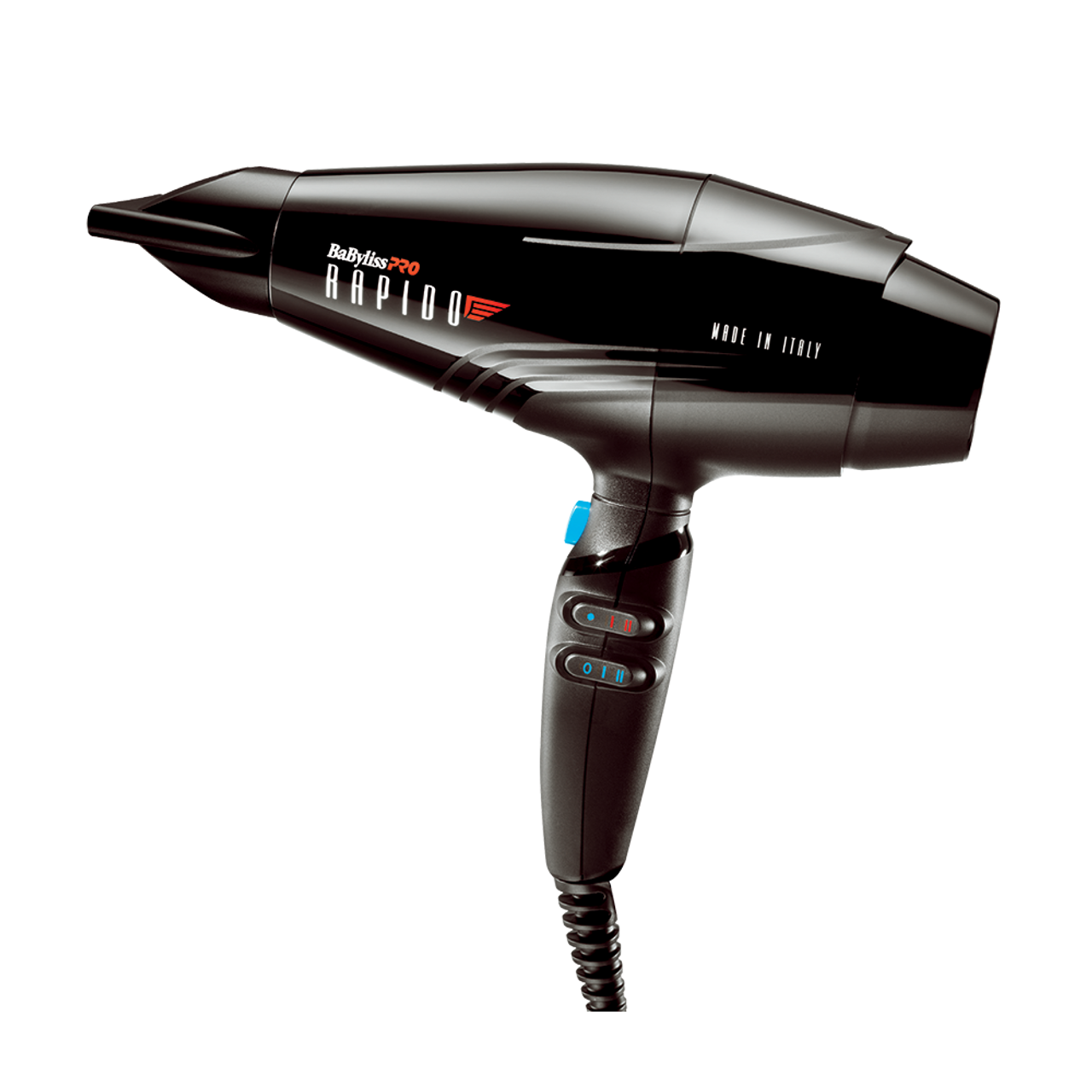 Babyliss Pro Ferrari Rapido Blow Dryer 2000 Watts Light Weight Babf7000