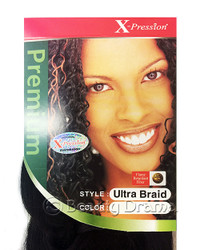 X-Pression Braiding Hair 82""
