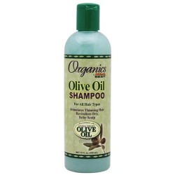 Africa's Best Olive Oil Shampoo 12 oz