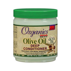 Africa's Best Olive Oil Deep Conditioner 15 oz
