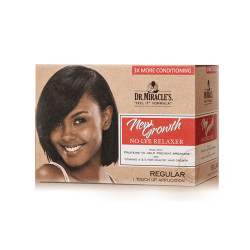 Dr. Miracle's New Growth No-Lye Relaxer Touch Up Application Regular
