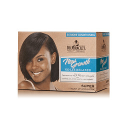 Dr. Miracle's New Growth No-Lye Relaxer Touch Up Application Super
