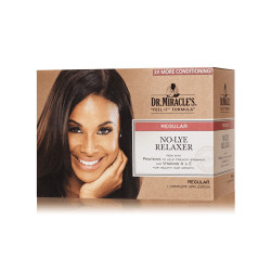 Dr. Miracle's New Growth No-Lye Relaxer 1 Complete Application Regular