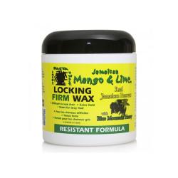 Jamaican Mango & Lime Locking Creme Wax Resistant Formula 6 oz