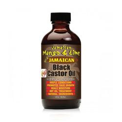 Jamaican Mango & Lime Jamaican Black Castor Oil Extra Dark 4 oz