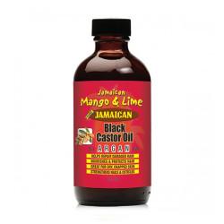 Jamaican Mango & Lime Jamaican Black Castor Oil Argan 4 oz