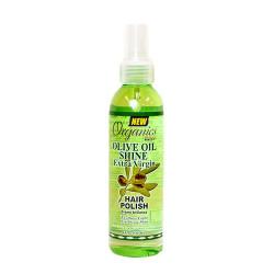 Africa's Best Organics Olive Oil Extra Virgin Hair Polish 6 oz