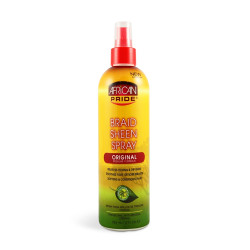 African Pride Braid Sheen Spray Original 12 oz