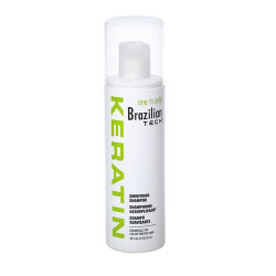 One 'n Only Brazilian Tech Keratin Smoothing Shampoo 8.5 oz