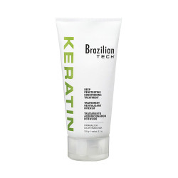One 'n Only Brazilian Tech Keratin Deep Penetrating Conditioning Treatment 5.3 oz