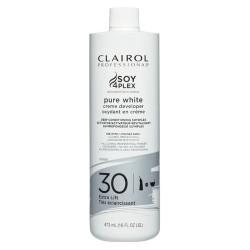 Clairol Pure White Creme Developer 30 Extra Lift, 16 oz