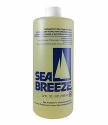 Clairol Sea Breeze Astrigent for Skin, Scalp and Nails