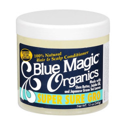 Blue Magic Organics Super Sure Gro Conditioner 12 oz