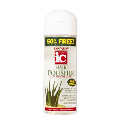 IC Fantasia Hair Polisher Dry Aloe Hair Treatment 6 oz