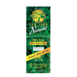 IC Fantasia Tea Tree Natural 100% Pure Tea Tree Oil Nature's First Aid Kit 1 oz