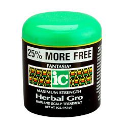 IC Fantasia Herbal Gro Maximum Strength Hair and Scalp Treatment 5 oz