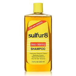 Sulfur 8 Deep Cleaning Shampoo 7.5 oz