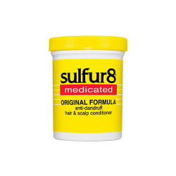 Sulfur 8 Medicated Origianl Formula Anti-Dandruff Hair & Scalp Conditioner