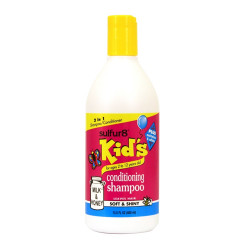 Sulfur 8 Kid's 2 in 1 Conditioning Shampoo 13.5 oz