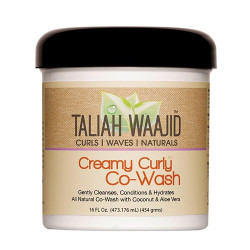 Taliah Waajid Creamy Curly Co-Wash 16 oz