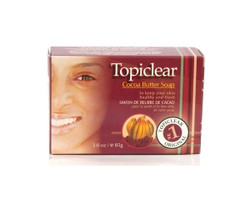 Topiclear Cocoa Butter Soap for Healthy and Fresh Skin 3 oz