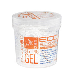 ECO Style Professional Styling Gel Krystal Max Hold
