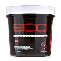 ECO Style Protein Gel for Naturally Dry Hair
