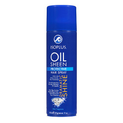 Isoplus Oil Sheen Hair Spray 11 oz