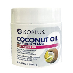 Isoplus Coconut Oil with Ylang Ylang 5.25 oz
