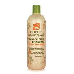 Isoplus Natural Remedy Orange Cleanse Shampoo 16 oz