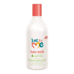 Just For Me Hair Milk Moisturesoft Sulfate Free Cleanser 13.5 oz