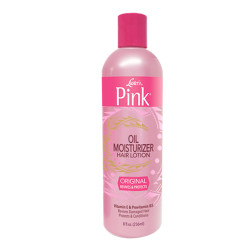 Luster's Pink Oil Moisturizer Hair Lotion 8 oz