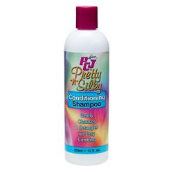 Luster's PCJ Pretty-n-Silky Conditioning Shampoo 12 oz