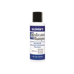 Glover's Medicated Shampoo 4 oz