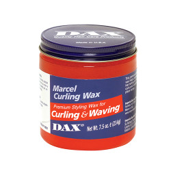 Dax Marcel Curling Wax 7.5 0z