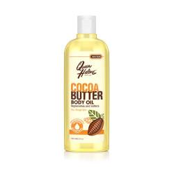 Queen Helene Cocoa Butter Moisturizing Body Oil 10 oz