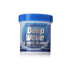Wave Builder Wave Deep Wave, Wave Forming Pomade 3 oz
