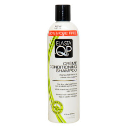 Elasta QP Creme Conditioning Shampoo 12 oz