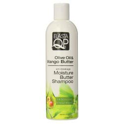 Elasta QP Olive Oil & Mango Butter Moisture Butter Shampoo 12 oz