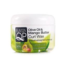 Elasta QP Olive Oil & Mango Butter Curl Wax 5 oz