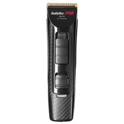 BaByliss PRO X2 Volare BLACK FX811 Adjustable Clipper Ferrari Designed