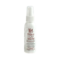 Wet-n-Wavy Tangle Free Vitamin E Leave-In Conditioner 2 oz